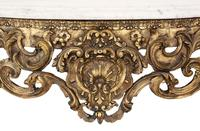 Gilt and Marble Console Table (9 of 10)