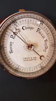 Superb Antique Bulkhead Marine Barometer (3 of 6)