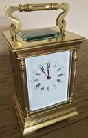 Large Fine Repeat Strike Carriage Clock (2 of 12)