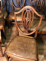 Quality Set of Eight Mahogany Dining Chairs (8 of 18)