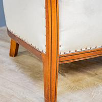 Mahogany Easy Armchair (5 of 8)
