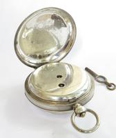 """""""Westville"""" Lever Pocket Watch by J G Graves of Sheffield (4 of 5)"""