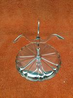 Antique Sterling Silver Hallmarked 1909 Bon Bon Dish as Table, Synyer & Beddoes (4 of 11)