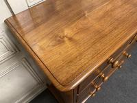Fine Victorian Burr Walnut Chest of Drawers (3 of 15)