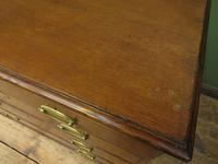 Antique Small Georgian Oak Chest of Drawers, Small Chest of Modest Proportions (11 of 15)