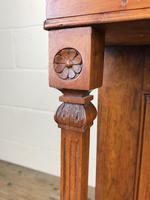 Antique Edwardian Davenport Desk (10 of 15)