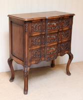 French Oak Chest of Drawers (7 of 10)
