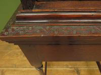 Antique Victorian Collectors Chest Cabinet on Stand, Lockable (9 of 17)