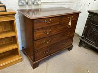 Georgian Mahogany Chest Drawers Stamped Edwards & Roberts (2 of 5)