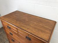 Edwardian Satinwood Chest of Drawers (7 of 10)