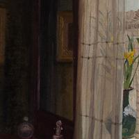 Robert Panitsch, Interior Scene with Pensive Woman (4 of 10)