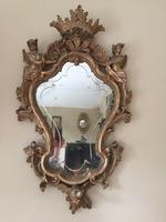 Fine English 18th Century Antique Gilt Mirror Pier Glass (2 of 10)