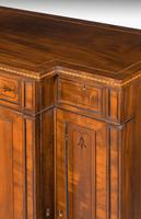 Regency Period Mahogany Breakfront Side Cabinet (4 of 6)