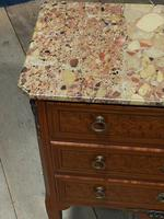French Parquetry Commode Chest of Drawers (14 of 27)