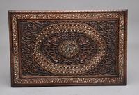 19th Century Carved Indian Occasional Table (6 of 9)