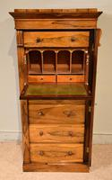 Regency Rosewood Wellington Chest of Drawers (4 of 10)