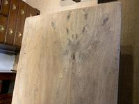 Scrubbed top Elm farm table (5 of 25)