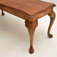 Burr Walnut Coffee Table c.1930 (6 of 8)