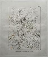 Gallery of 14 Historical Engravings Painted by Benjamin West (9 of 33)