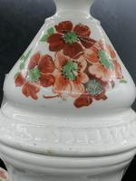 Antique Porcelain Ewer Aşurelik - Ibrik for an Turkish Market / Chinese Influence (7 of 18)