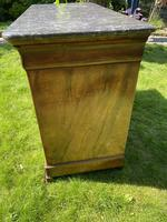 French Louis Philippe Commode in Figured Walnut (6 of 9)