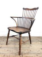 Early Georgian Windsor Stick Back Chair (5 of 11)