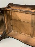 Rare 18th Century Dutch Marquetry Writing Table (13 of 13)