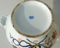 Antique Very Large Staffordshire Stone China Jug (9 of 12)