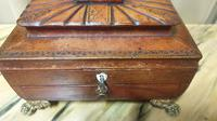 Regency Leather Sewing Box (5 of 13)