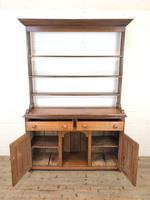 19th Century Oak Kitchen Dresser (2 of 11)