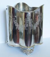 Edwardian Silver Plated Wine / Champagne Bucket (4 of 6)