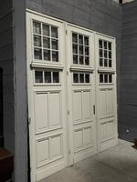 Incredible Set of 3 19th Century French Chateau Doors (17 of 17)