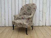Antique Napoleon III Armchair (8 of 8)