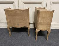 Pair of Bleached Oak Bedside Cabinets (12 of 15)