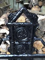 Antique Victorian Cast Iron Stick or Umbrella  Stand (4 of 8)