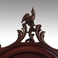 Antique Mahogany Longcase Clock (10100) (4 of 12)