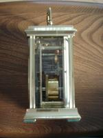Rare St James 8 day 11 jewel Carriage Clock (2 of 7)