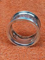 Antique Sterling Silver Hallmarked Napkin Ring 1901 John Rose (2 of 10)