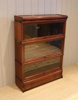 Mahogany Globe Wernicke Bookcase (6 of 11)