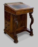 A Walnut Davenport Desk (5 of 5)