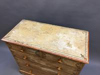 Victorian Painted Chest of Drawers (6 of 14)
