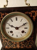 French Officers Campaign Clock (4 of 10)