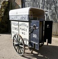 Edwardian Express Dairy Delivery Milk Cart (10 of 11)