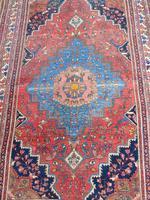Antique Saroukh Feraghan Carpet (4 of 5)