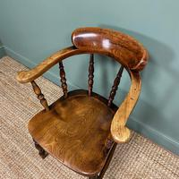 Antique Smokers Bow Chair (3 of 5)