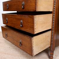 Oak Chest of Drawers Arts & Crafts (4 of 13)