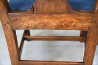 Pair of Chippendale Style Chairs (10 of 12)