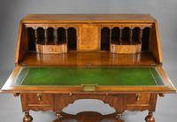 William & Mary Style Walnut Bureau (5 of 16)