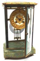 Incredible French 4 Glass French Regulator 8-day Mantle Clock (8 of 12)