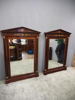 Pair of Large Second Empire Mirrors (10 of 14)